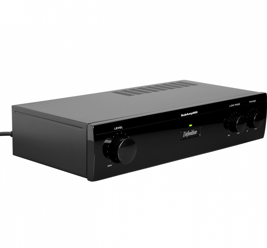 Definitive Technology Reference In-Wall Subwoofer Amplifier