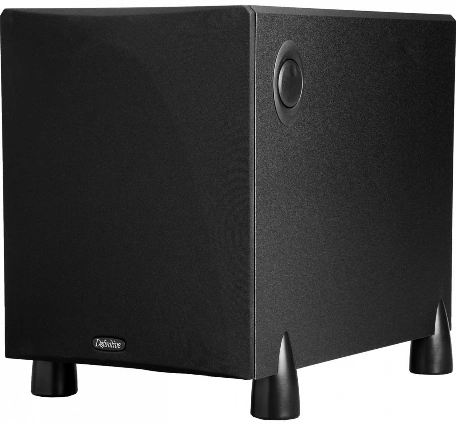 Definitive Technology High-Output Compact Powered Subwoofer