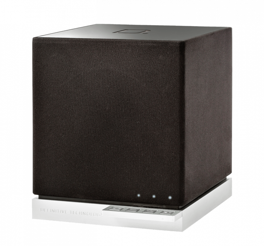 Definitive Technology Ultra-Compact Audiophile-Grade Wireless Speaker