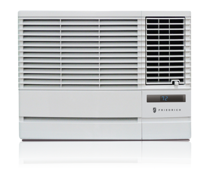 Friedrich Chill 7,500 Btu Air Conditioner with Heater