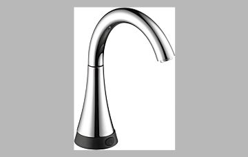 Delta Delta: Touch Beverage Faucet - Transitional