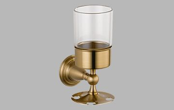 Delta Delta Victorian: Toothbrush/Tumbler Holder