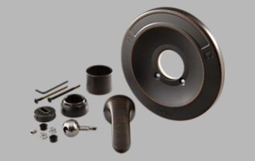 Delta Delta: Renovation Kit - 600 Series Tub And Shower