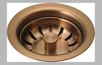 Brizo Brizo: Flange And Strainer - Kitchen Sink