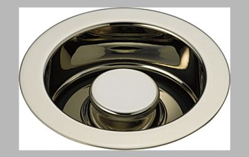 Brizo Brizo: Disposal And Flange Stopper - Kitchen