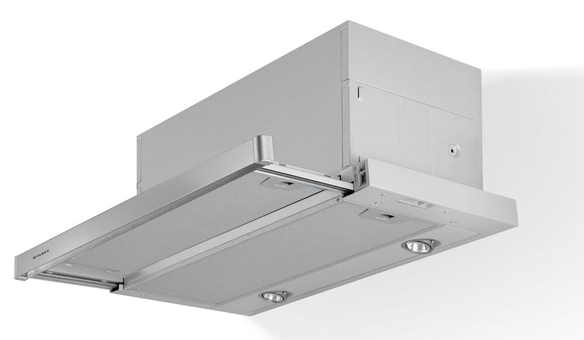 Powerful, practical, efficient under cabinet range hood