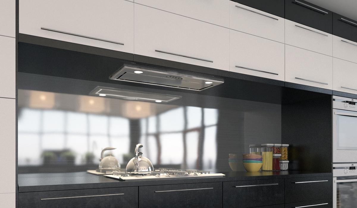 Luxury insert ventilation