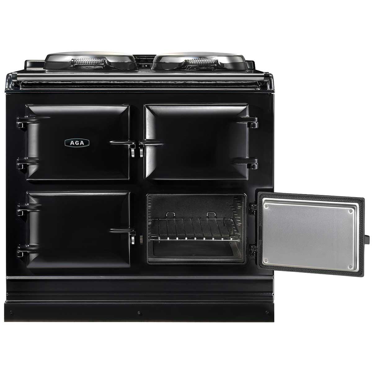 Model: ATC3-WHT | Aga AGA Total Control 3-Oven