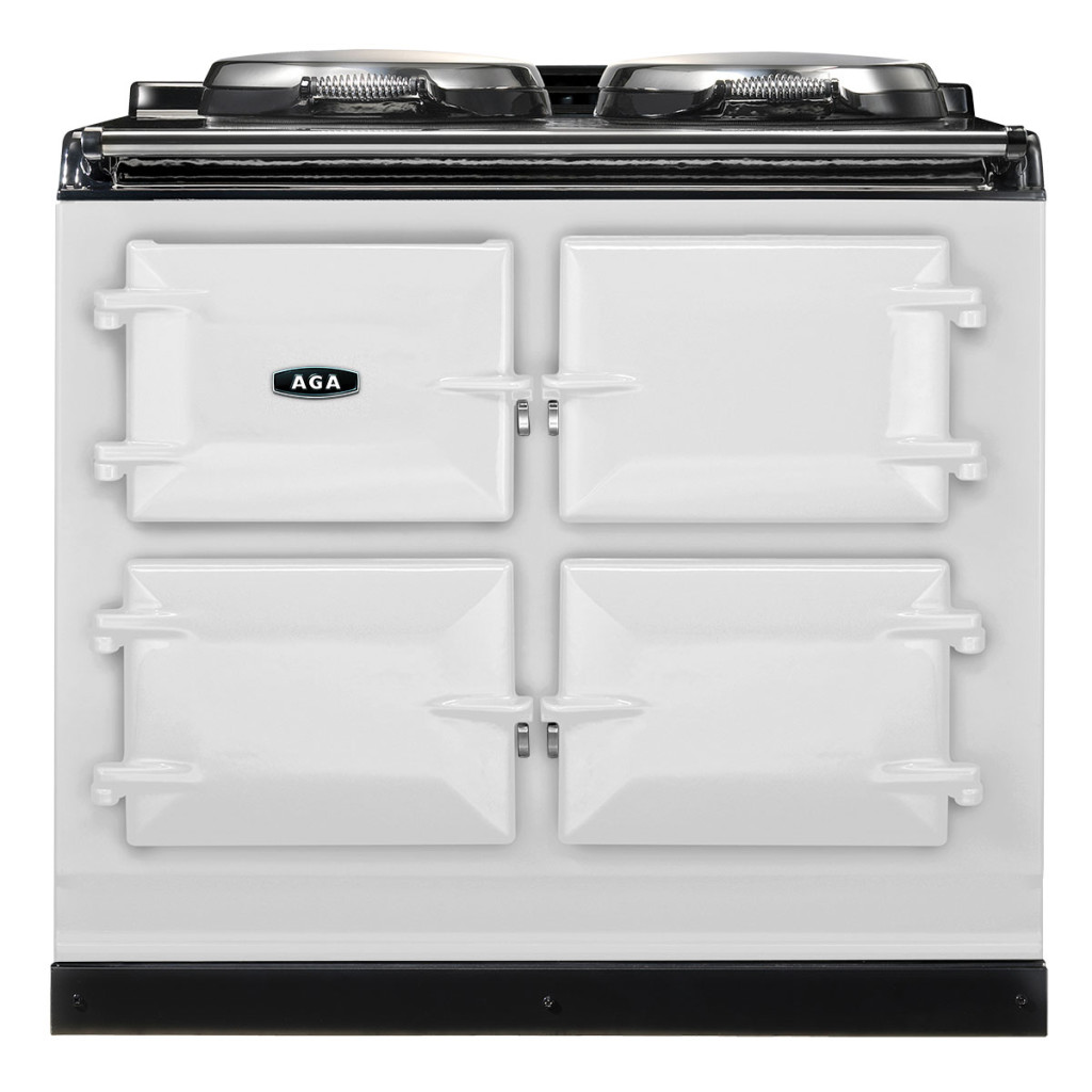 AGA Dual Control 3-Oven Natural Gas