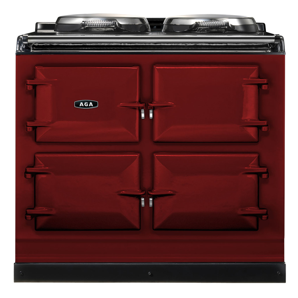 AGA Dual Control 3-Oven Natural Gas