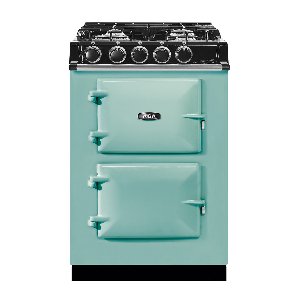 AGA City24 Dual Fuel (Cast Iron Range with Gas Stove Top)