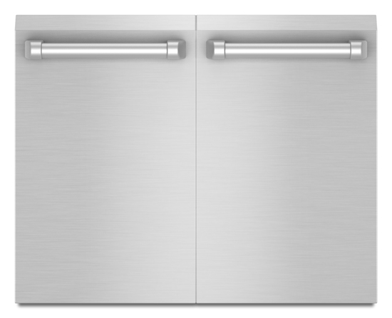 "Model: KBAU272VSS | KitchenAid 27"" Access Doors"