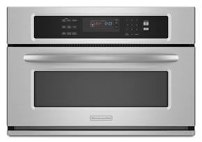 "KitchenAid 1.4 cu. ft. Capacity Architect Series II 900 Watts 30"" Width"