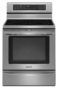 KitchenAid 30-Inch, 5-Element Freestanding Range with T.H.E. True Convection