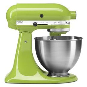Ultra Power® Series 4.5-Quart Tilt-Head Stand Mixer