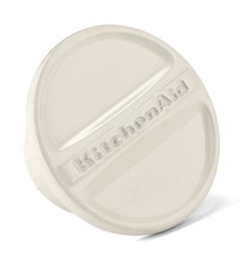 Almond Cream Attachment Hub (Fits models K4SS, KSM450, KSM455, KSM500)