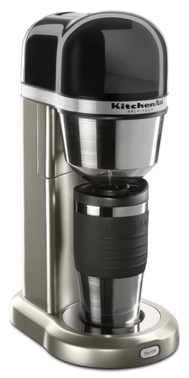 KitchenAid Personal Coffee Maker with Optimized Brewing Technology