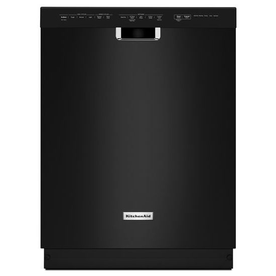 24'' 6-Cycle/5-Option Dishwasher, Pocket Handle
