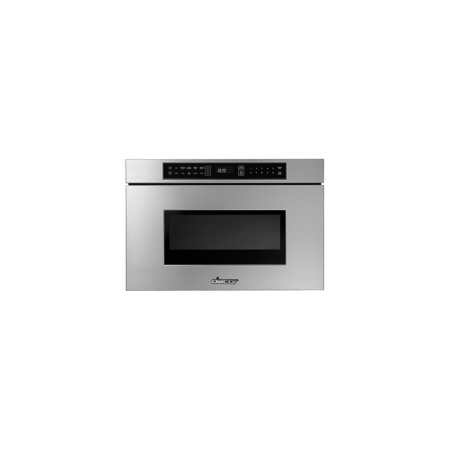 "Dacor Heritage 24"" Microwave-In-A-Drawer - Stainless Steel"