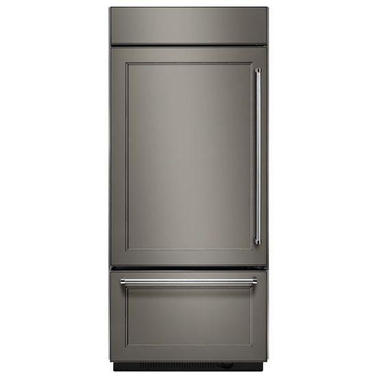 Built-In Panel Ready Bottom Mount Refrigerator 20.9 Cu. Ft. 36