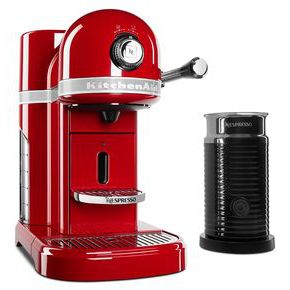 KitchenAid  Nespresso® Espresso Maker by KitchenAid® with Milk Frother