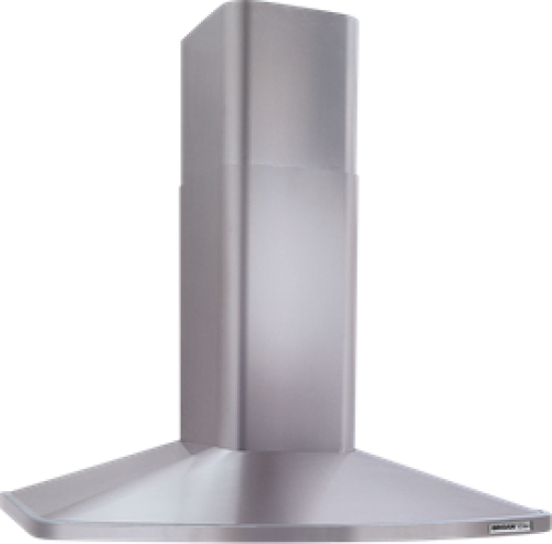 "Broan 30"" Stainless Steel Chimney Hood, 370 CFM Internal Blower"