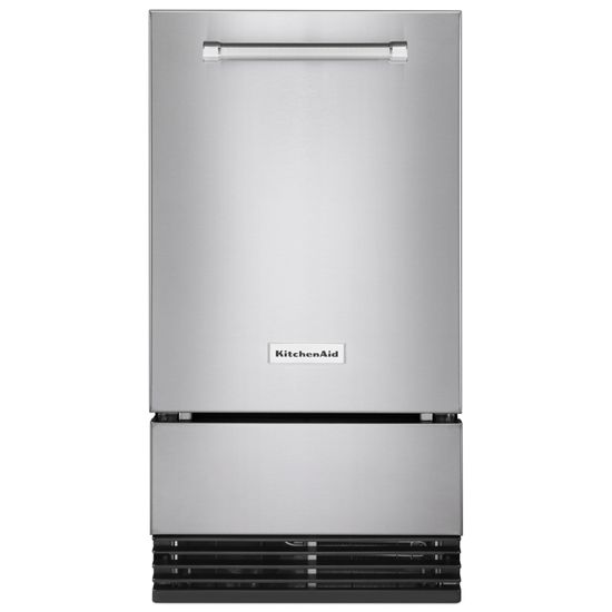 Model: KUID308ESS | 18'' Automatic Ice Maker