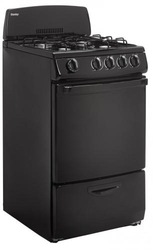 Model: DR202BGLP | Danby Danby 2.4 cu.ft Range