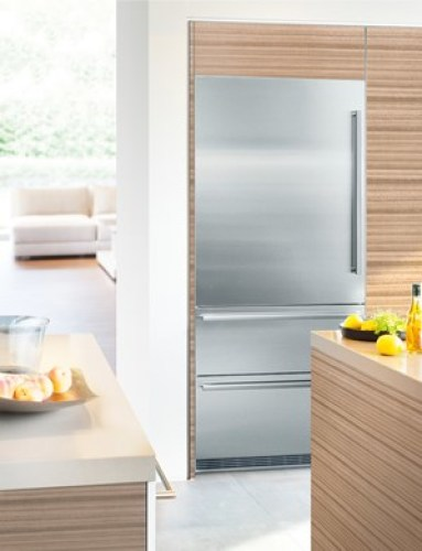 Model: HCB 2060 | Combined refrigerator-freezer with BioFresh and NoFrost for integrated use