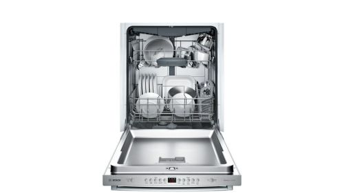 "Model: SHX84AYD5N | Bosch 24"" Bar Handle Dishwasher"