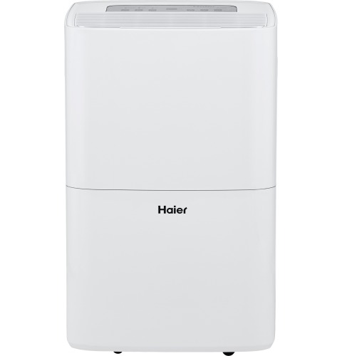 Model: HEN70ETF | Haier 70 Pint Capacity, Electronic Control - 115 volt Dehumidifier