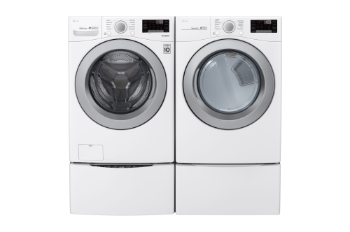 Model: WM3500CW | LG 4.5 cu. ft. Front Load Washer