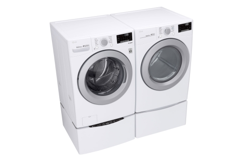 Model: DLE3500W | LG 7.4 cu. ft. Ultra Large Capacity Smart wi-fi Enabled