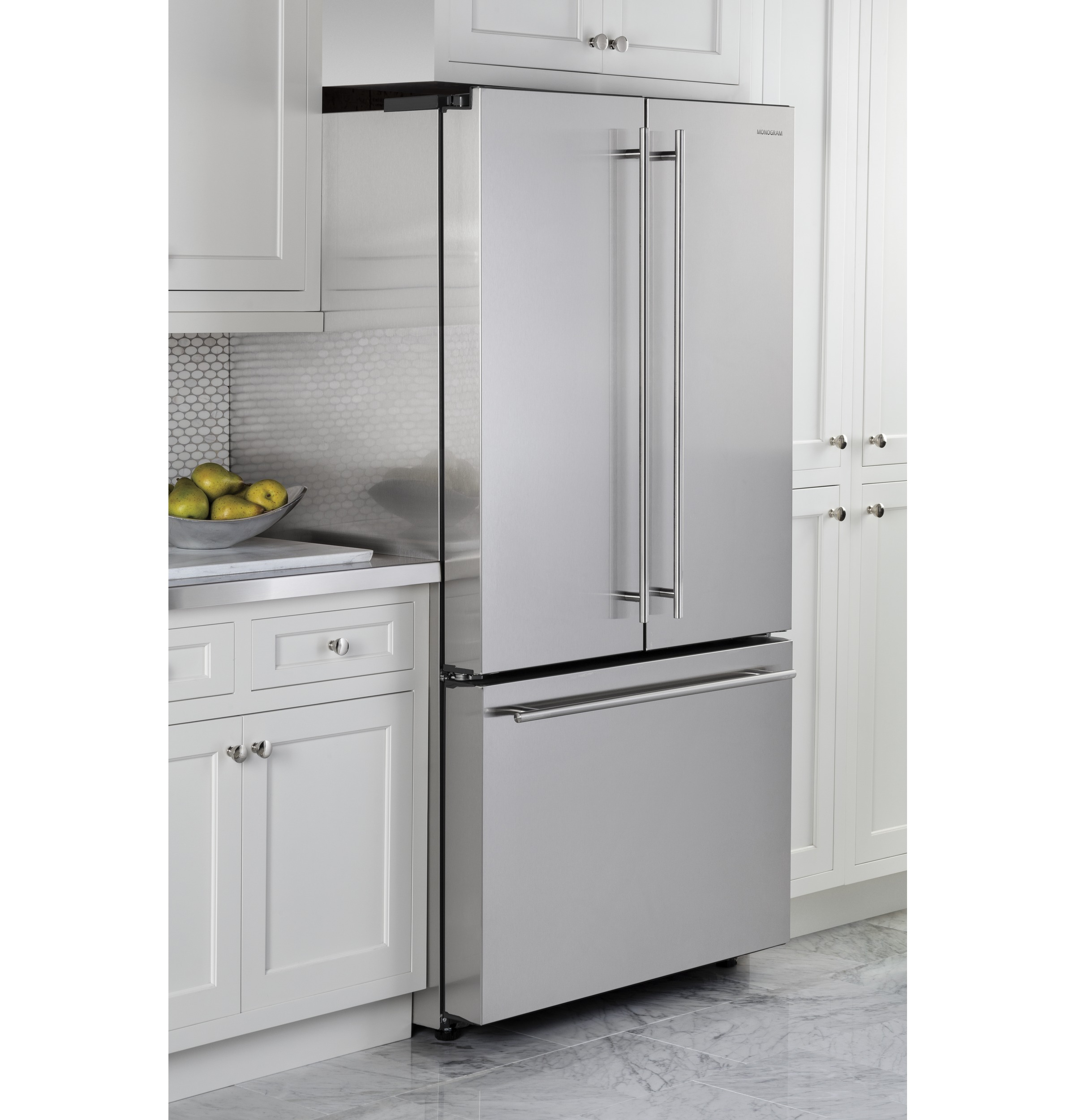 Superbe Ft. Counter Depth French Door Refrigerator
