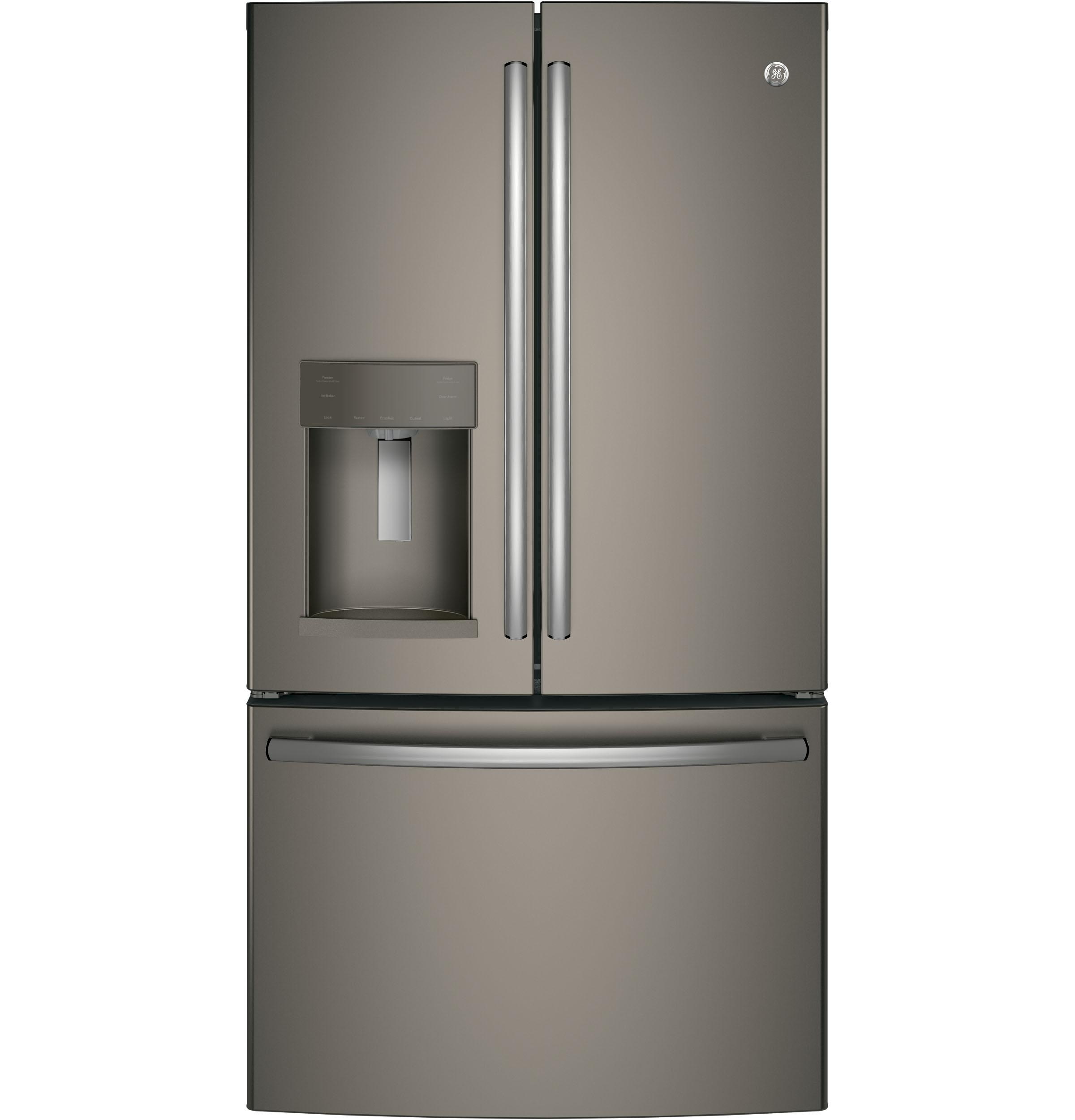 Ge Gfe28hmkes Ge Energy Star 278 Cu Ft French Door Refrigerator