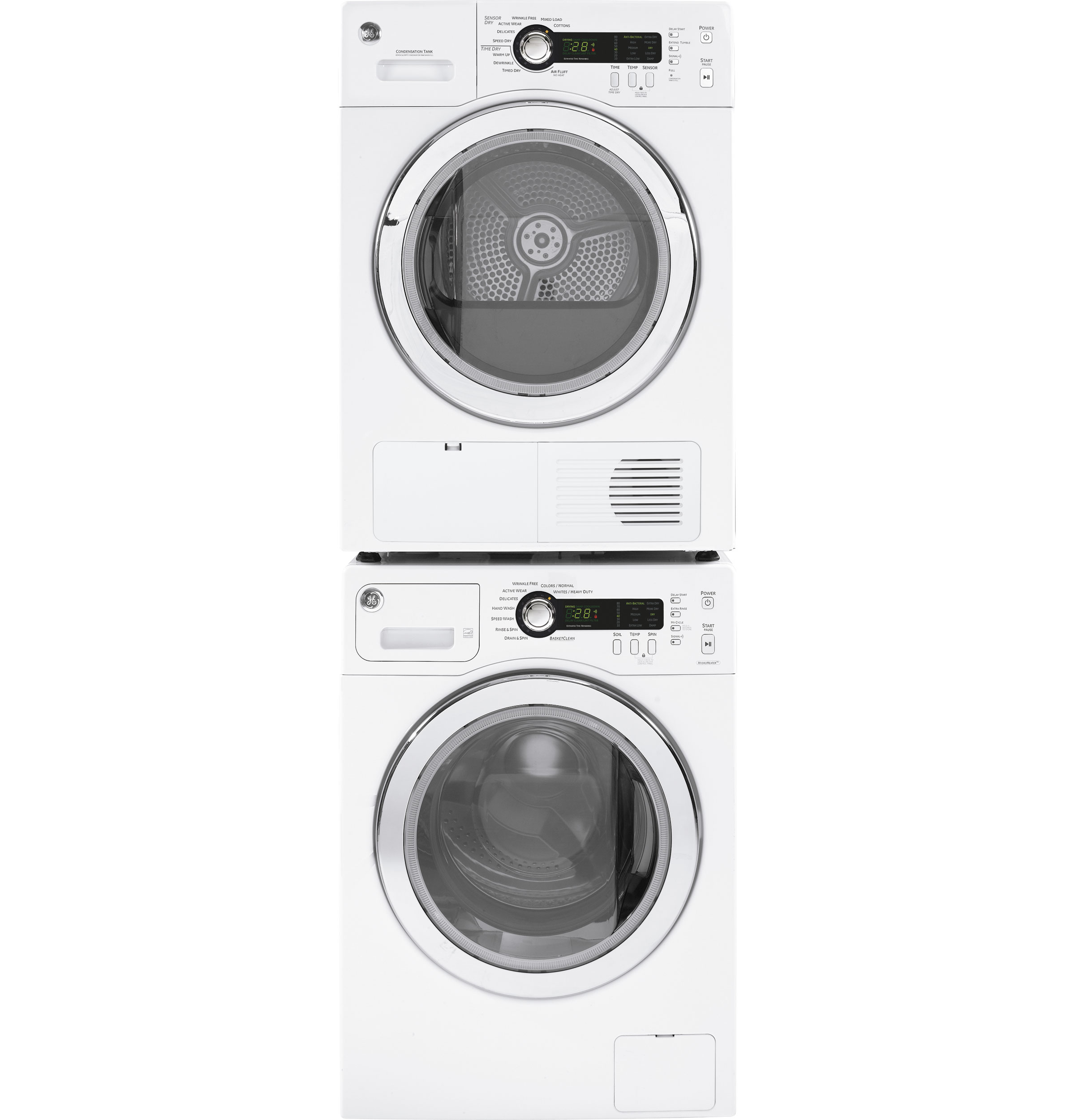 Ge Wcvh4800kww 22 Doe Cu Ft Front Load Washer Derby Lg Washing Machine Motor Wiring Diagram