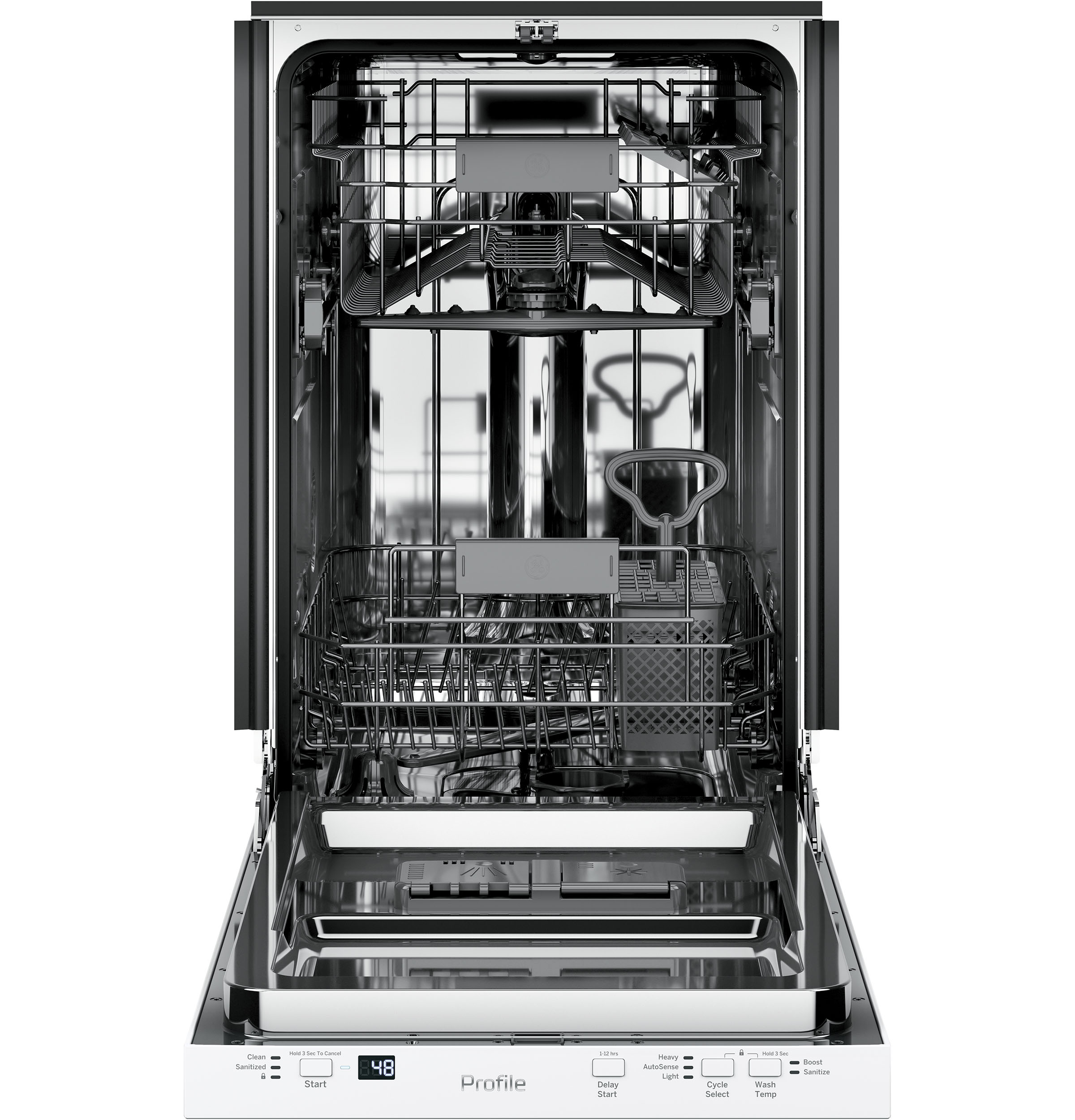 """Model: PDT145SGLWW 