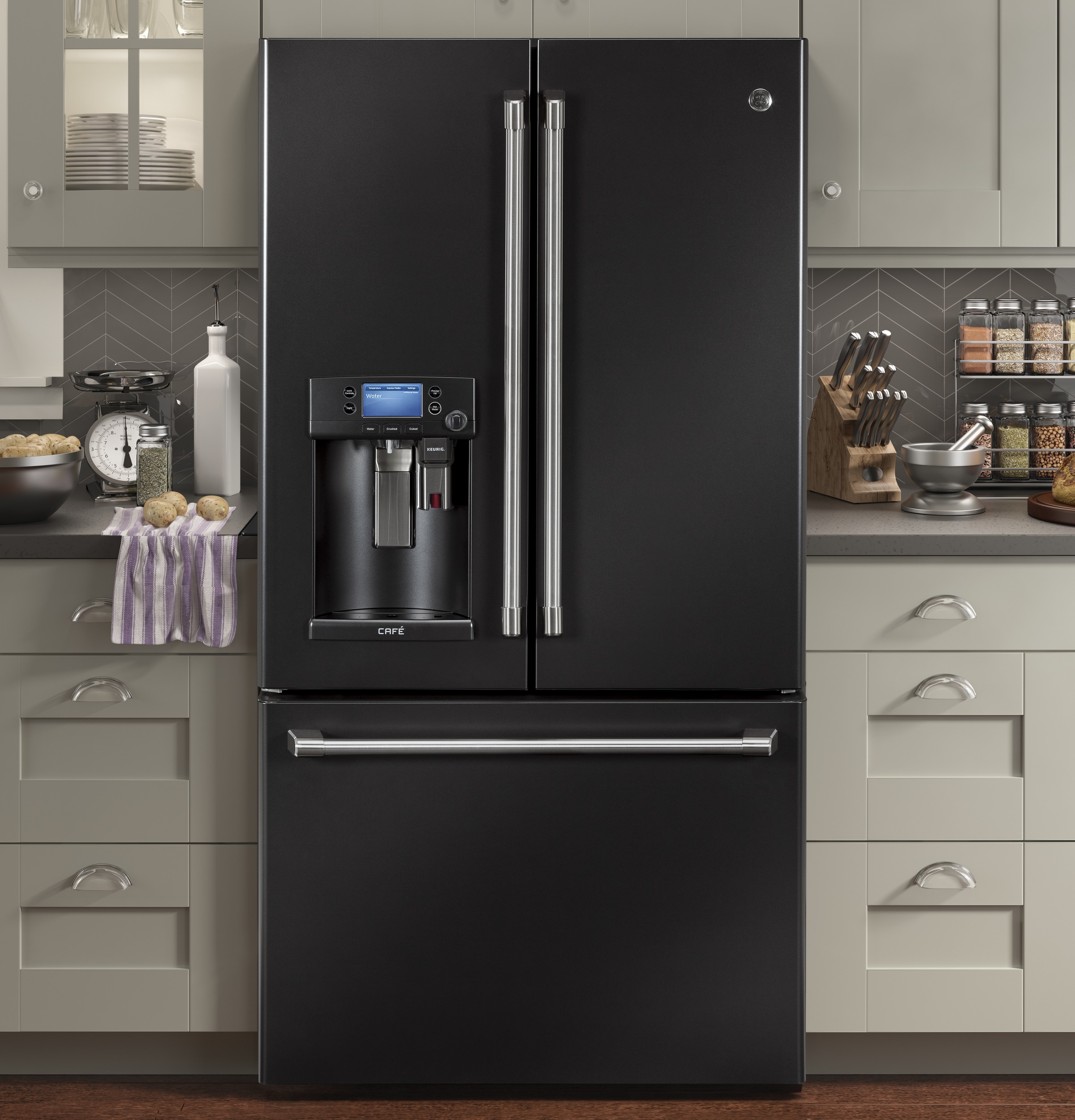 Ge Cafe Cye22uelds Ge Caf Series Energy Star 222 Cu Ft