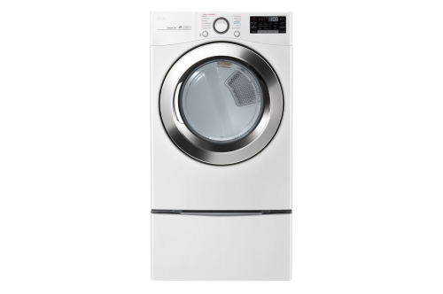 LG 7.4 CF ELECTRIC DRYER