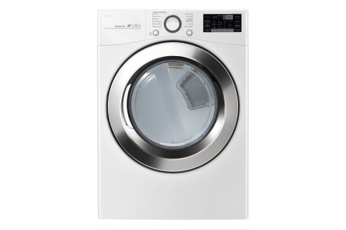 Model: DLEX3700W | LG 7.4 CF ELECTRIC DRYER