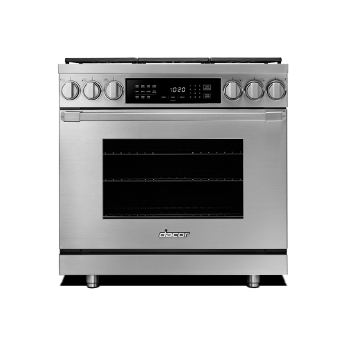 "36"" Heritage Dual Fuel Pro Range - Natural Gas  High Altitude"