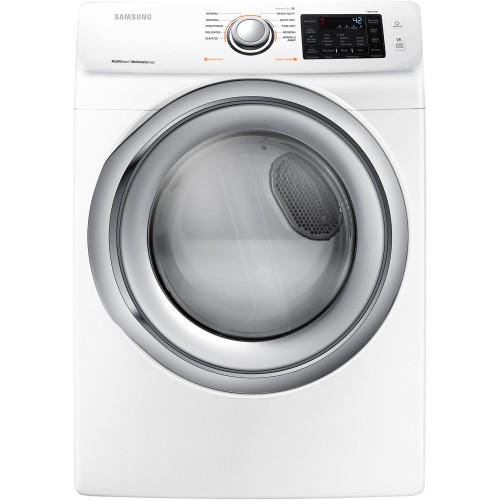 7.5 CF ELECTRIC FL DRYER - WHITE