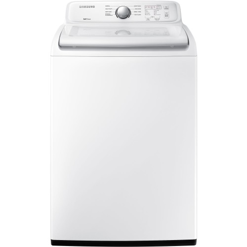 Samsung 4.5 CU.FT. HE TOP LOAD WASHER - WHITE