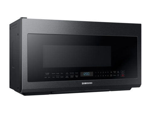 Model: ME21M706BAG | Samsung 2.1 cu. ft. Over The Range Microwave
