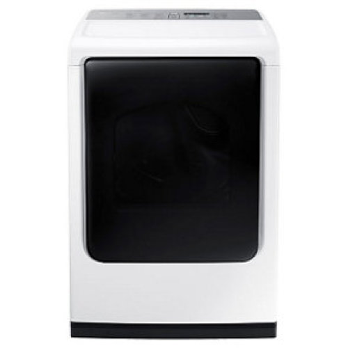 7.4 cu ft Gas Dryer with Steam