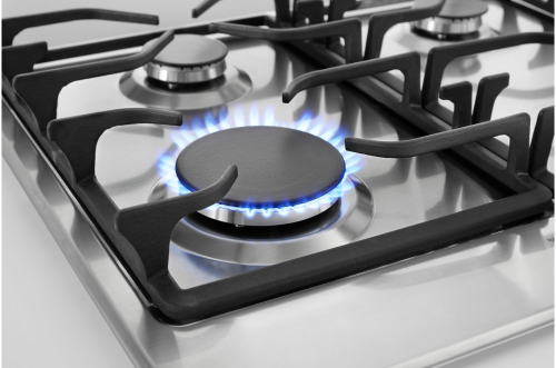 Model: WCG52424AS | Whirlpool 24-inch Gas Cooktop with Sealed Burners