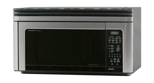 Sharp Appliances Over-the-Range Convection Microwave Oven