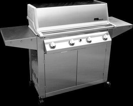 MHP Grills Model: GJK 3