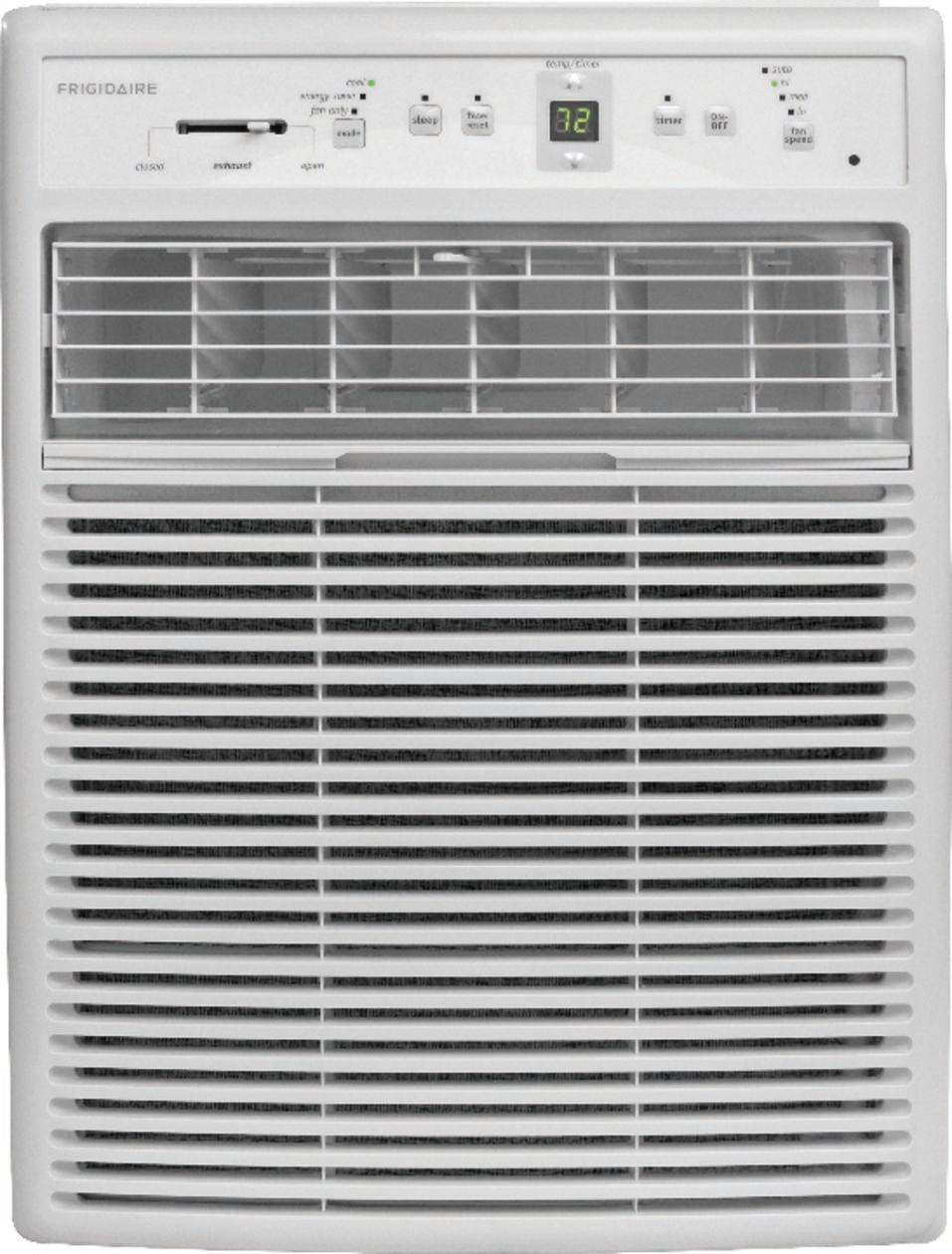 8,000 BTU  Window-Mounted Slider / Casement Air Conditioner