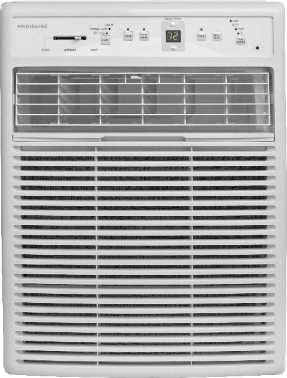 10,000 BTU Window-Mounted Slider / Casement Air Conditioner